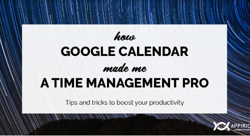 How Google Calendar Turned Me into a Time Management Pro