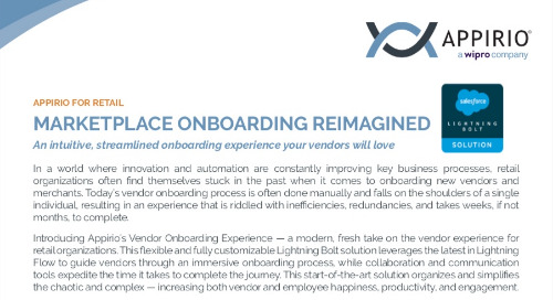 Marketplace Onboarding Reimagined