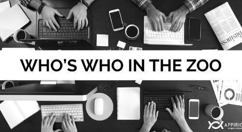 Who's Who in the Zoo: Bob Jones