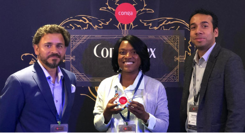 Appirio Wins Global Systems Integrator of the Year at Conga Connect