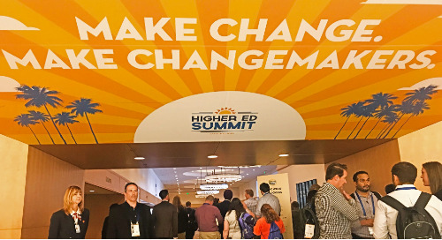 Key Takeaways from Higher Ed Summit 2019