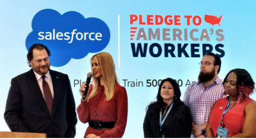 Salesforce Trailblazer Day and the Future of Work