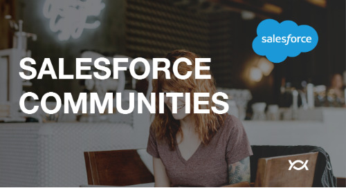 Building a Salesforce Community: Templates vs. Branding vs. Lightning Customization