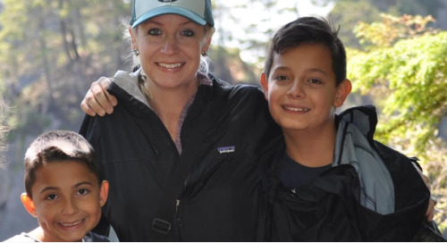 Who's Who in the Zoo: Amber Sepulvado, Director, Programs—Americas Region