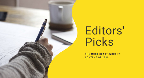 Editors' Picks: Our Top 10 Blog Posts from 2019