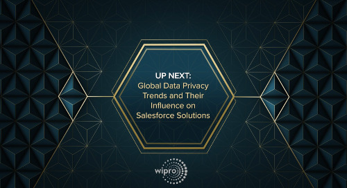 Global Data Privacy Trends and Their Influence on Salesforce Solutions