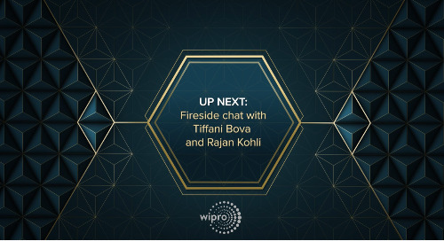 Fireside Chat with Salesforce's Tiffani Bova and Wipro's Rajan Kohli