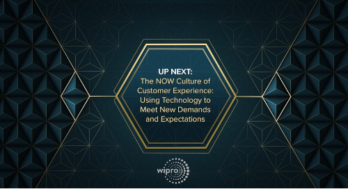 The Now Culture of Customer Experience