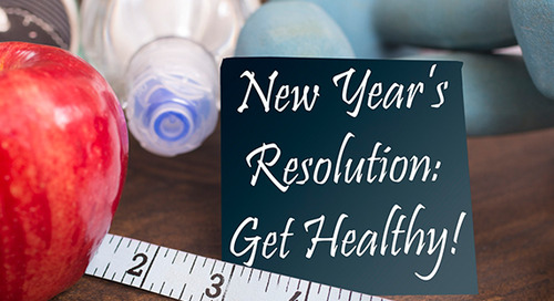 Make a positive change for the New Year