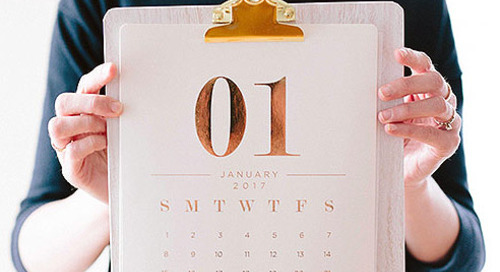 Eight savvy tips for sticking to your New Year's resolutions