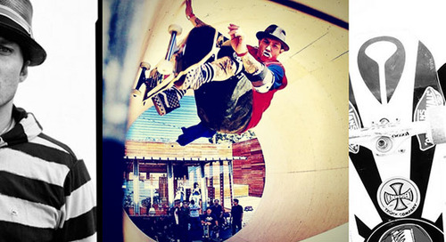 Pro Skater Christian Hosoi talks with Rosie Perez about his faith and how he overcame addiction