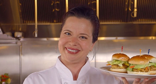 From the kitchen of Chef Tse: Moroccan-spiced turkey sliders