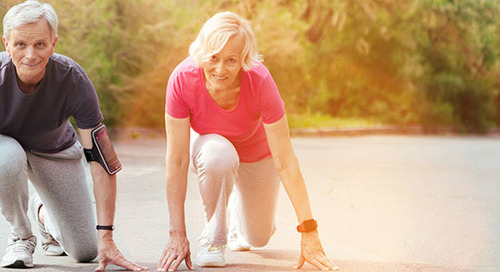 Want to stay in good health as you age? Take care of your joints