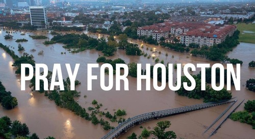 Standing in solidarity with Houston