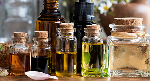 Cooking with essential oils: a little dab will do