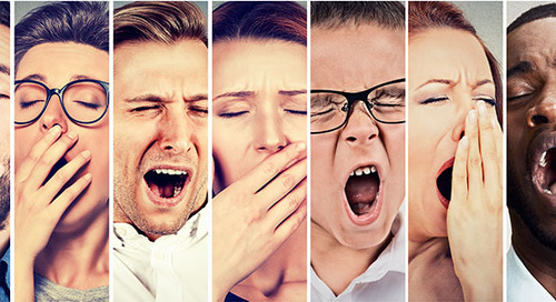 What are we doing when we yawn?