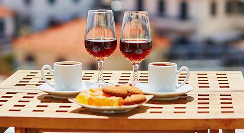 Coffee versus wine: which is healthier?
