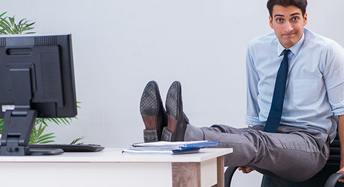 Sitting is the new smoking: Unshackle yourself from your desk