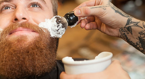 How to shave your beard, head and elsewhere