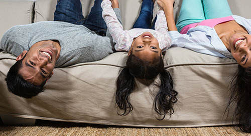 Change your POV: Can hanging upside down improve your health?