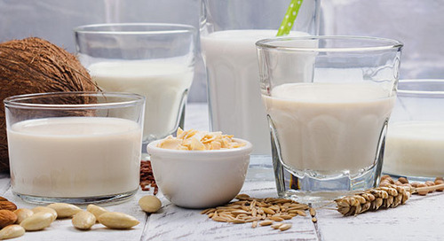 Milk alternatives: more satisfying choices than ever