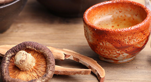 Mushroom tea: A fungi new way to give your morning a boost