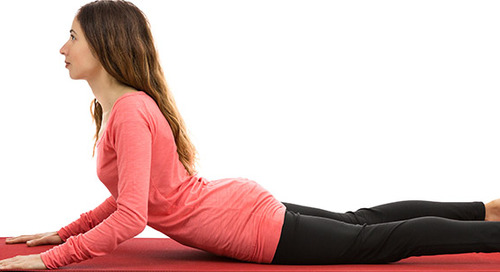 Your back will thank you for trying these simple stretches