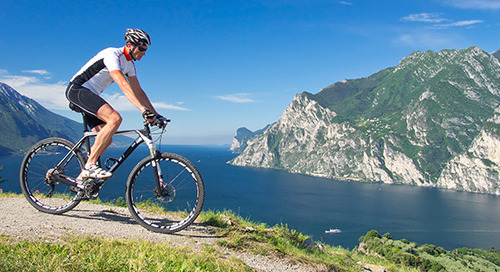 Men can pedal without fretting about performance