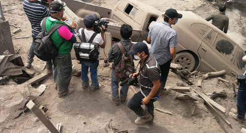 Guatemala relief: Dollar-for-dollar matching donation