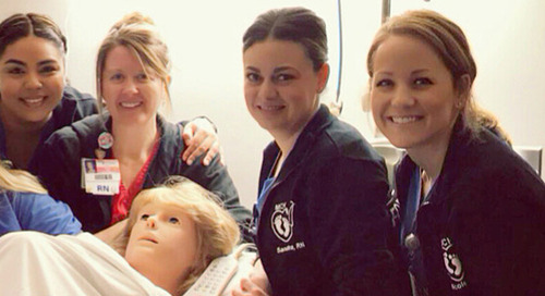 OB department excels at maternal emergency preparedness