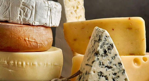 Which cheese is the guiltiest pleasure?