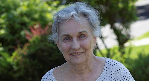 Minimally invasive heart surgery keeps Spokane woman on her feet