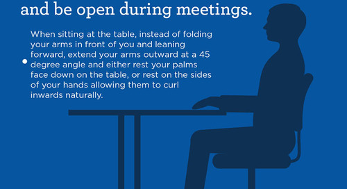 4 positive postures to boost your mood (infographic)