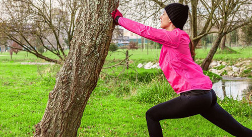 Stay Safe During Cold Weather Workouts