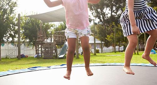 Look Before You Leap: Avoiding Trampoline Trauma