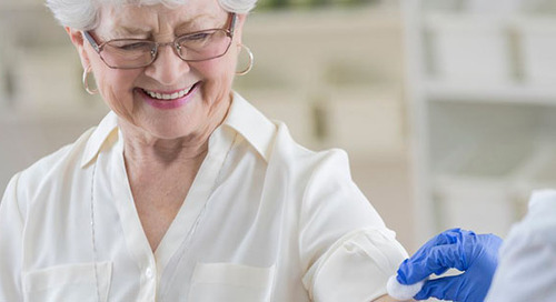 Seniors Need to be Especially Sure to Get the Flu Shot
