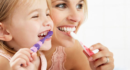 5 Fun Ways to Get Kids to Brush Their Teeth