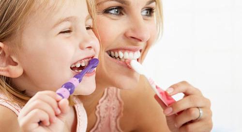 5 Fun Ways to Get Kids to Brush Their Teeth