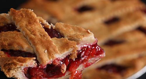 Healthier Pie Eating