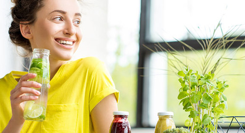 5 Healthy New Year's Resolutions (That Don't Involve Losing Weight)