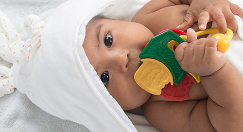 Teething pain? Don't use benzocaine, try these safer strategies instead