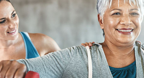 Lift Yourself Out of Osteoporosis Pain? WeightsCould be the Answer for You!
