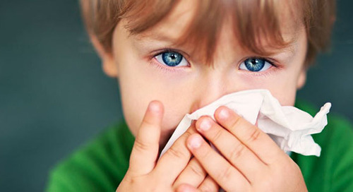 How to Treat Colds at Any Age