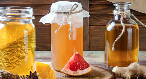 7 Kombucha Teas to Flavor and Safely Bottle at Home