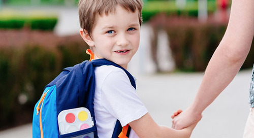 6 Things That Will Make School Separation Anxiety Easier for Kids--and Parents