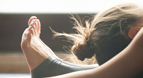 Namaste Safe: 5 Ways To Avoid Yoga Injuries