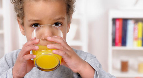 How Much Juice Should Your Child Drink?
