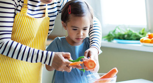 Kids Who Cook = A Recipe for Good Health
