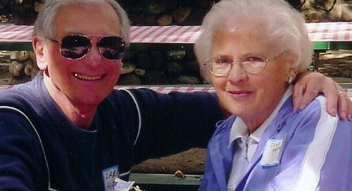 Talk About What Matters: One Man's Story of Honoring His Wife's Last Wishes