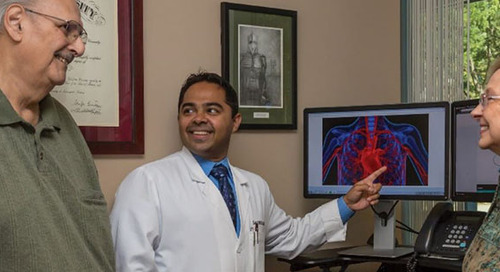 Healthy at Home: New Technology Keeps Patients With Heart Failure Out of the Hospital